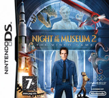 Night at the Museum 2 - The Video Game DS cover (BNMX)