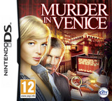 Murder in Venice DS cover (BNQP)