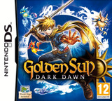 Golden Sun - Dark Dawn DS cover (BO5P)