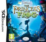 The Princess and the Frog DS cover (BPFP)