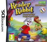 Reader Rabbit - Mathematics age 4-8 DS cover (BQ5X)
