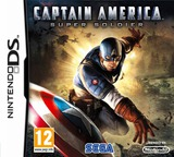 Captain America - Super Soldier DS cover (BQNP)