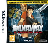 Runaway - A Twist of Fate DS cover (BR4P)