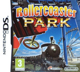 Rollercoaster Park DS cover (BRCP)