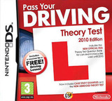Pass Your Driving Theory Test - 2010 Edition DS cover (BT9P)