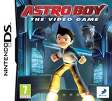 Astro Boy - The Video Game DS cover (BTWP)