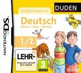 Duden - Einfach Klasse in Deutsch - 1. und 2. Klasse DS cover (BU5D)