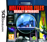 Hollywood Files - Deadly Intrigues DS cover (BUUP)