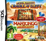 2 Games in 1 - Jewel Master - Cradle of Egypt + Mahjongg - Ancient Egypt DS cover (BXJP)