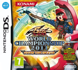 Yu-Gi-Oh! 5D's - World Championship 2011 - Over the Nexus DS cover (BYYP)