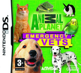 Animal Planet - Emergency Vets DS cover (C4VP)