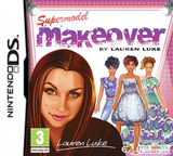 Supermodel Makeover by Lauren Luke DS cover (C5LP)