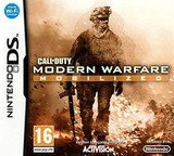 Call of Duty - Modern Warfare - Mobilized DS cover (C62F)