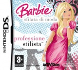 Barbie Fashion Show - An Eye for Style DS cover (CBFX)