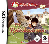 Riding Academy DS cover (CDYP)