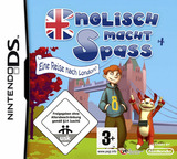Englisch Macht Spass - Eine Reise nach London! DS cover (CEQD)
