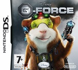 G-Force DS cover (CFAX)
