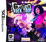 Guitar Rock Tour DS cover (CG6P)