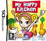 My Happy Kitchen DS cover (CHVP)