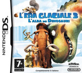 L'Era Glaciale 3 - L'Alba dei Dinosauri DS cover (CI3I)