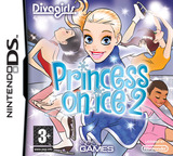 Diva Girls - Princess on Ice 2 DS cover (CI4P)