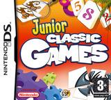 Junior Classic Games DS cover (CIJP)