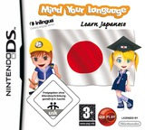 Mind Your Language - Learn Japanese! DS cover (CJLP)