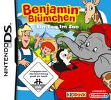 Benjamin Bluemchen - Ein Tag im Zoo DS cover (CJYD)