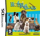 Hotel for Dogs DS cover (CKHP)