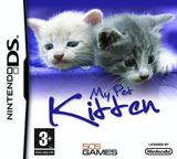 My Pet Kitten DS cover (CKTP)