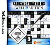 Kreuzworträtsel DS - Welt Edition DS cover (CL2D)