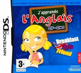 J'Apprends l'Anglais CP-CM1 DS cover (CLEY)