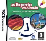Mi Experto en Aleman - Mejora Tu Vocabulario Aleman DS cover (CMCS)