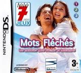 Télé 7 Jeux Inédits - Mots Fléchés DS cover (CMFF)