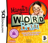 Margot's Word Brain DS cover (CMIP)