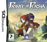 Prince of Persia - The Fallen King DS cover (CP5P)
