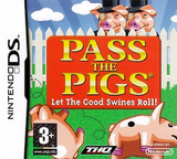 Pass the Pigs - Let the Good Swines Roll! DS cover (CPAP)