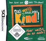 Das Weiss Doch Jedes Kind! DS cover (CQOD)
