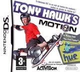 Tony Hawk's Motion DS cover (CTWP)