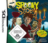 Spooky Story DS cover (CUQD)
