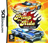 Pimp My Ride - Street Racing DS cover (CUZP)