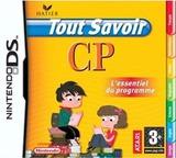 Tout Savoir CP - L'Essentiel du Programme DS cover (CXDF)