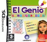 El Genio de las Palabras DS cover (CYCS)