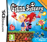 Giana Sisters DS DS cover (CYYP)