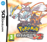 Pokémon - Versione Bianca 2 DS cover (IRDI)