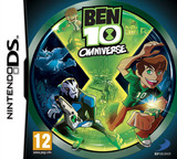 Ben 10 - Omniverse DS cover (TBEP)