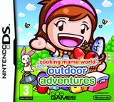 Cooking Mama World - Outdoor Adventures DS cover (TCMP)