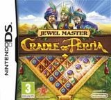 Jewel Master - Cradle of Persia DS cover (TCRP)
