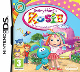 Everything's Rosie DS cover (TERP)