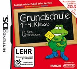Grundschule 1.-4. Klasse - Fit fuers Gymnasium 2013 DS cover (TG3D)